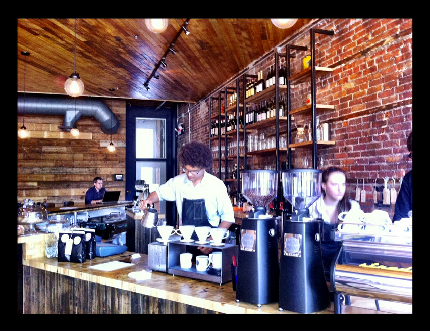 July 2, 2012 - Great Lakes Coffee Roasting Company NOW OPEN!!! (3/6)