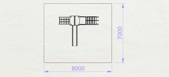 111045-1.7K PODĚBRADY-PRVEK-4-PŮDORYS