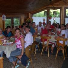 Abordnung 3 Team beim Ironman 2005