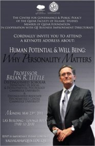 Poster for Keynote Address