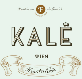 Kalê The herbal liqueur from Vienna