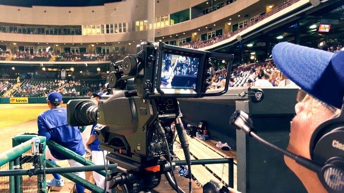 OKC Bricktown Dodgers Ballpark Broadcast Production Installation, July 2016