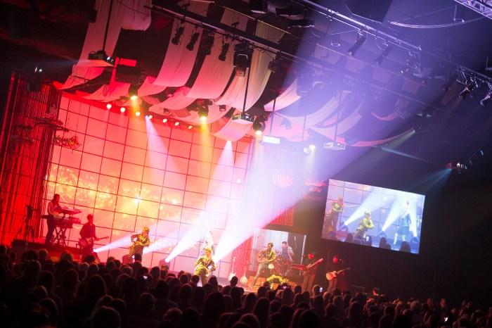 Celebration Church Broadcast Production Installation, April 2014