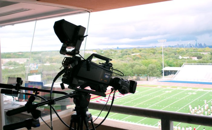 Westlake High School, Stadium and Mobile Trailer Upgrade, August 2009
