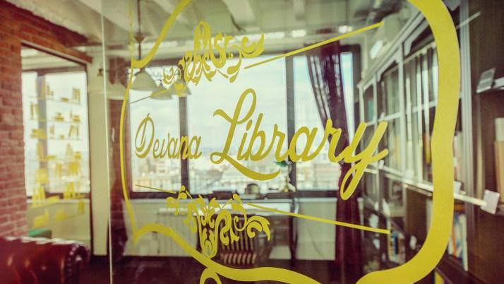 Devana Open Library