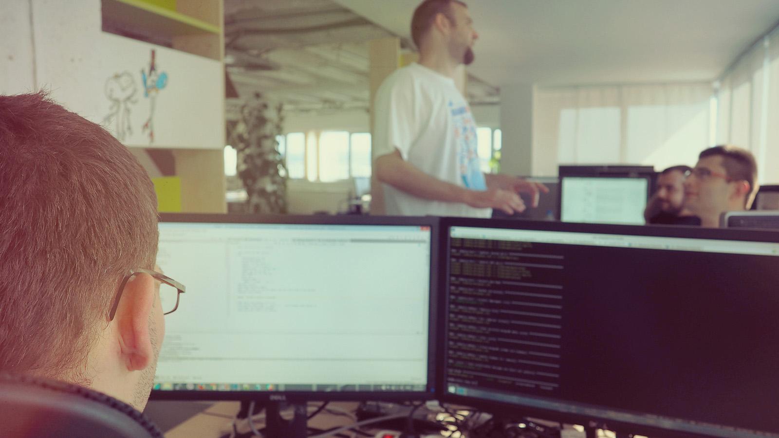 Backend developer @ Devana