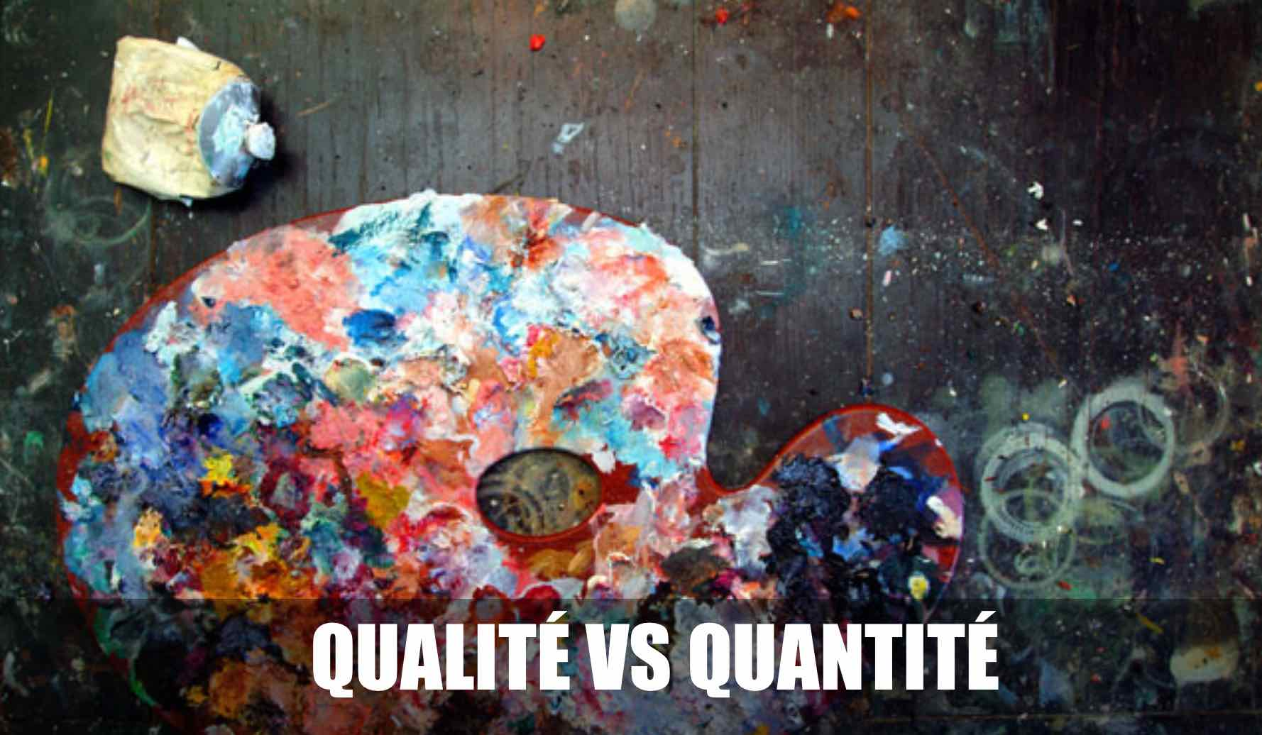 qualité vs quantité miniature