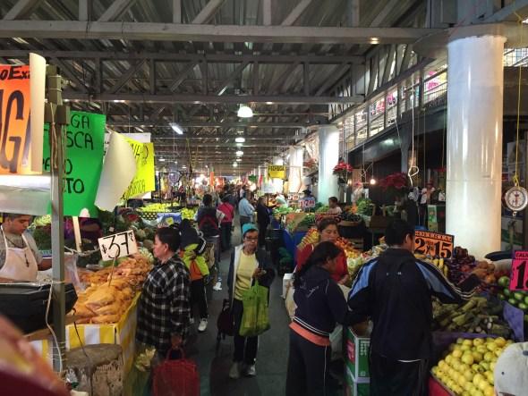 Mercado de Xochimilco