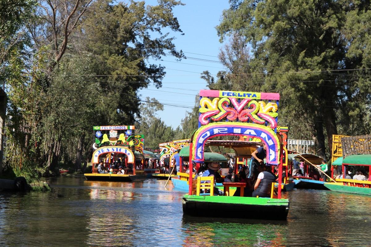 Cómo llegar a Xochimilco desde el centro