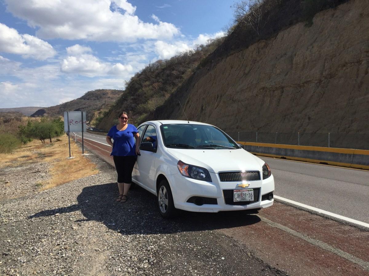 En auto desde México DF hasta Acapulco