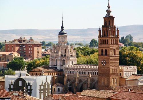Catedral de Nuestra Señora de la Huerta de Tarazona