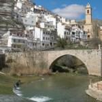 Alcalá del Jucar en la provincia de Albacete