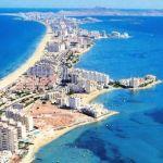 La Manga una joya turística del Mediterráneo