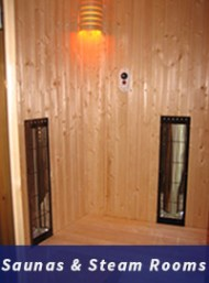 Sauna & Steam Rooms