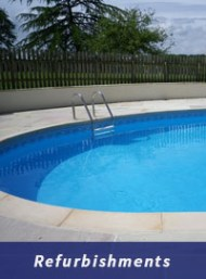 pool refurbishments