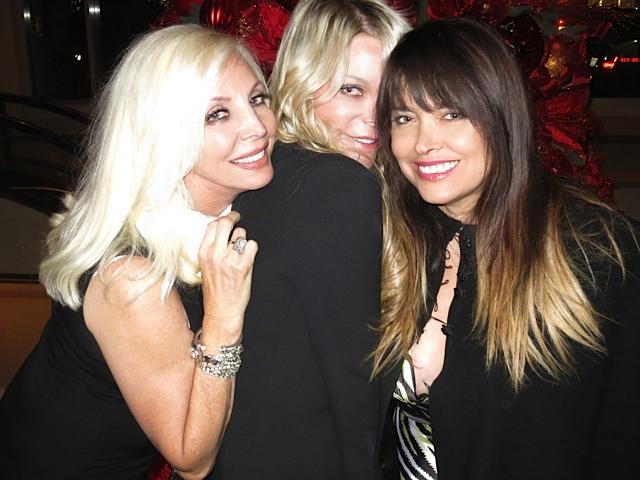 Tina, Caroline & Devin