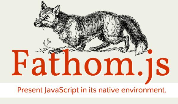 top best html5 and javascript presentation framework - fathomjs