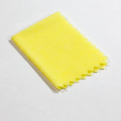 "GC-2 4"" x 6"" Silicone Wiping Cloth"