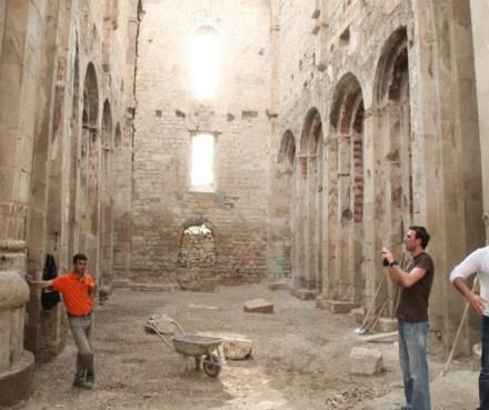 Ishkhani monastery