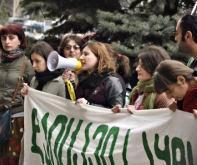 sakdrisi_demonstration_March_2014_Cropped