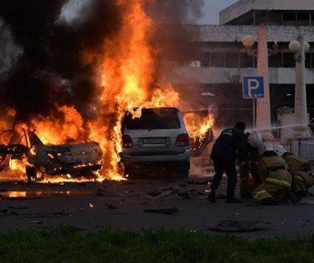 Abkhazian MP car explosion