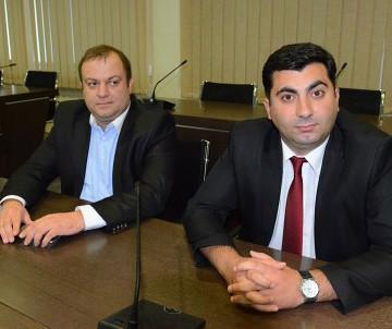 Ruslan_Pogosyan_and_Ali_Mamedov--parliament.ge