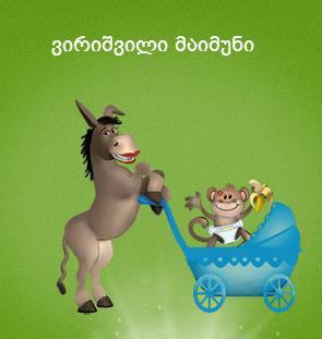 ვირიშვილი მაიმუნი