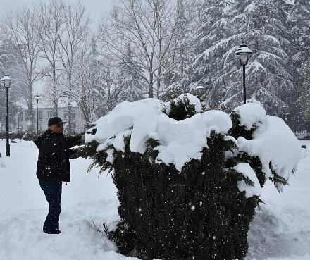 snow in Zugdidi1