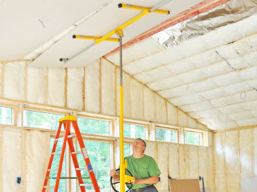 Drywall Repair and Installation in Suwanee GA