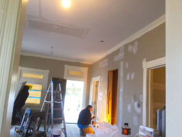 Drywall Repair and Installation in Johns Creek GA
