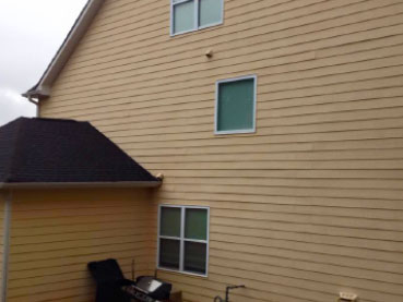 Siding Repair in Johns Creek GA