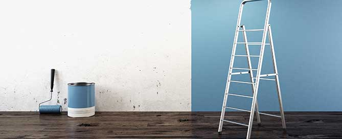 House Painting in Summer