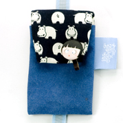Bookmaker (Pouch - Blue)