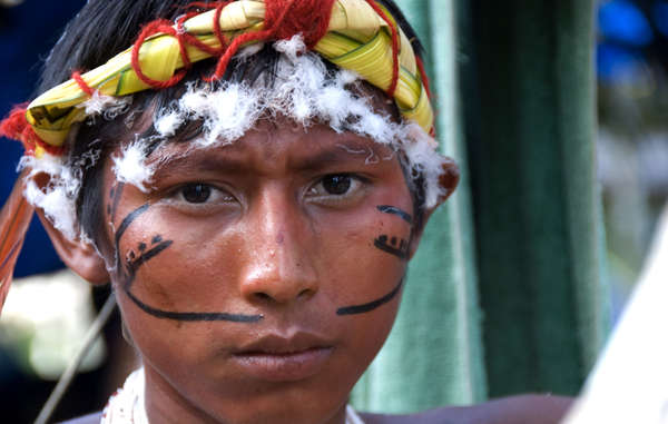 Goldminers have been invading Yanomami land for decades © Fiona Watson/Survival