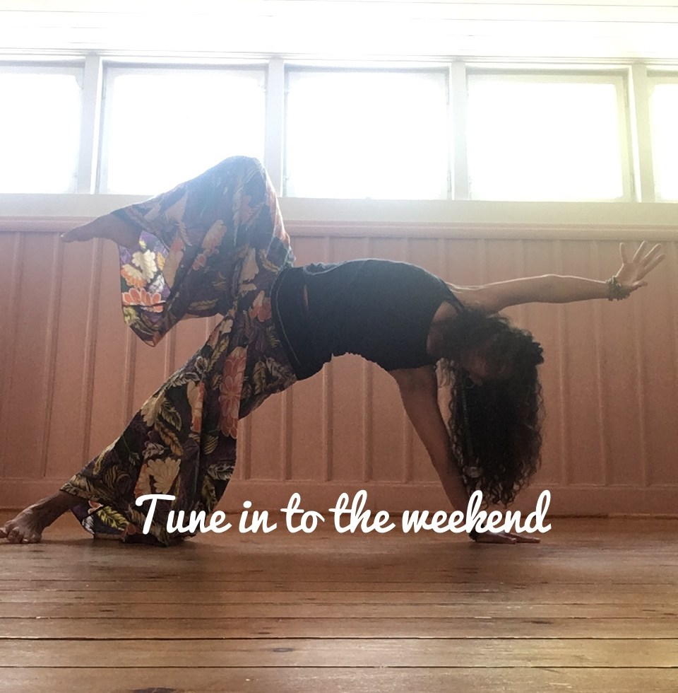 Tune in to the weekend