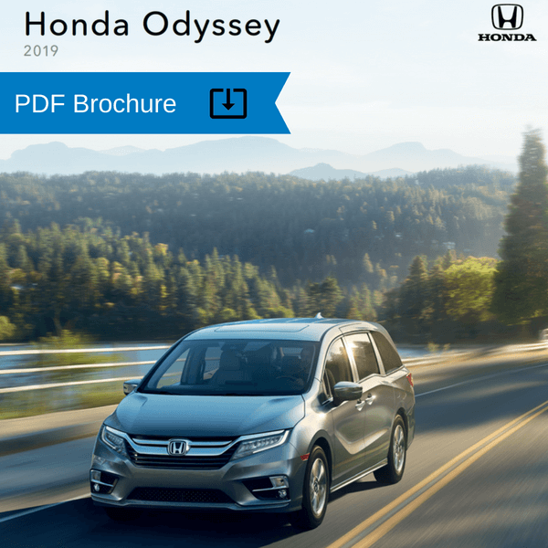 2019  2018 Honda Brochures   Patty Peck Honda Research 2019 Honda Brochures