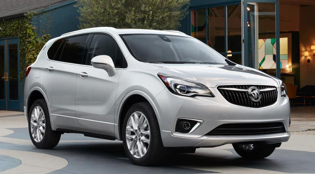 2019 Buick Envision   Brighton   Champion GMC Buick Versatility meets Style in the newly redesigned 2019 Buick Envision   available now at Champion Buick GMC in Brighton