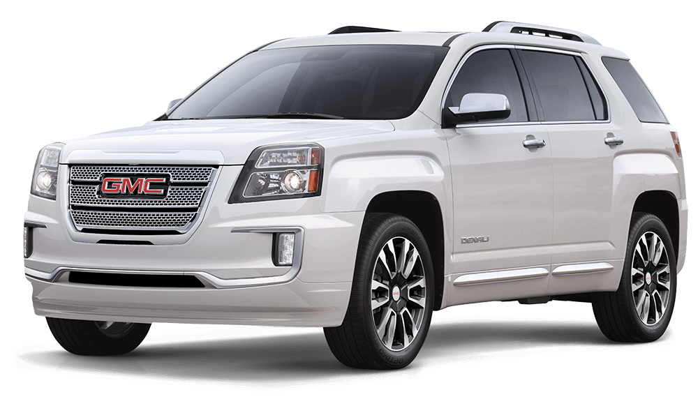 See the 2017 GMC Terrain Up Close at Westridge Buick GMC 2017 GMC Terrain