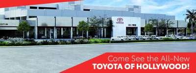 Toyota of Hollywood FL   Toyota Dealership in Hollywood, FL