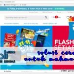 BLIBLI.COM, SOLUSI CERDAS UNTUK MAHMUD SIBUK