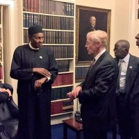 Buhari on vacation, says 'my doctors are based in UK'