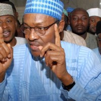 Corruption: Nigeria's most wanted suspect lives in UK, but I won't mention the name  - Buhari