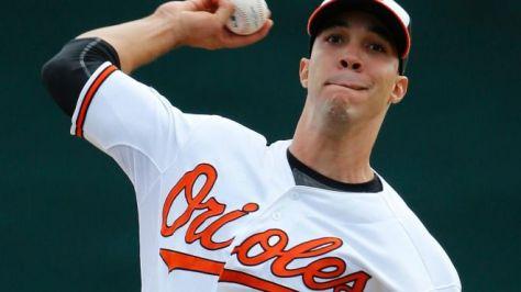 Phillies Orioles Spring Baseball-1