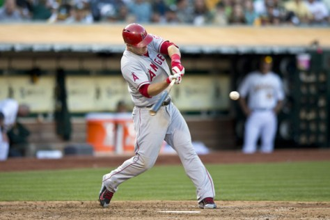 Mike+Trout+Los+Angeles+Angels+Anaheim+v+Oakland+3cApnc9mBfql