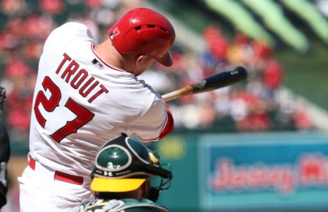 Mike+Trout+Oakland+Athletics+v+Los+Angeles+sunHVBRqE0Ll