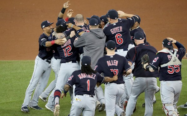 The Cleveland Indians Have Gone Back to the World Series