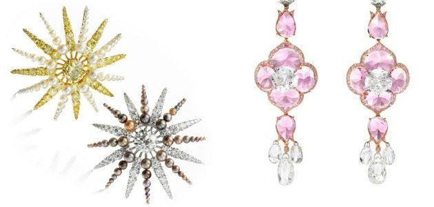 Five pairs of jaw-dropping Bhagat earrings from FD Gallery.