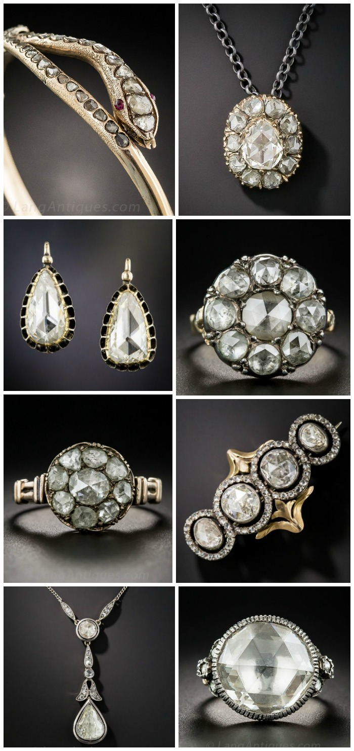 lang-antiques-has-come-into-posession-of-the-most-remarkable-single-owner-collection-of-rose-cut-diamond-diamond-jewelry