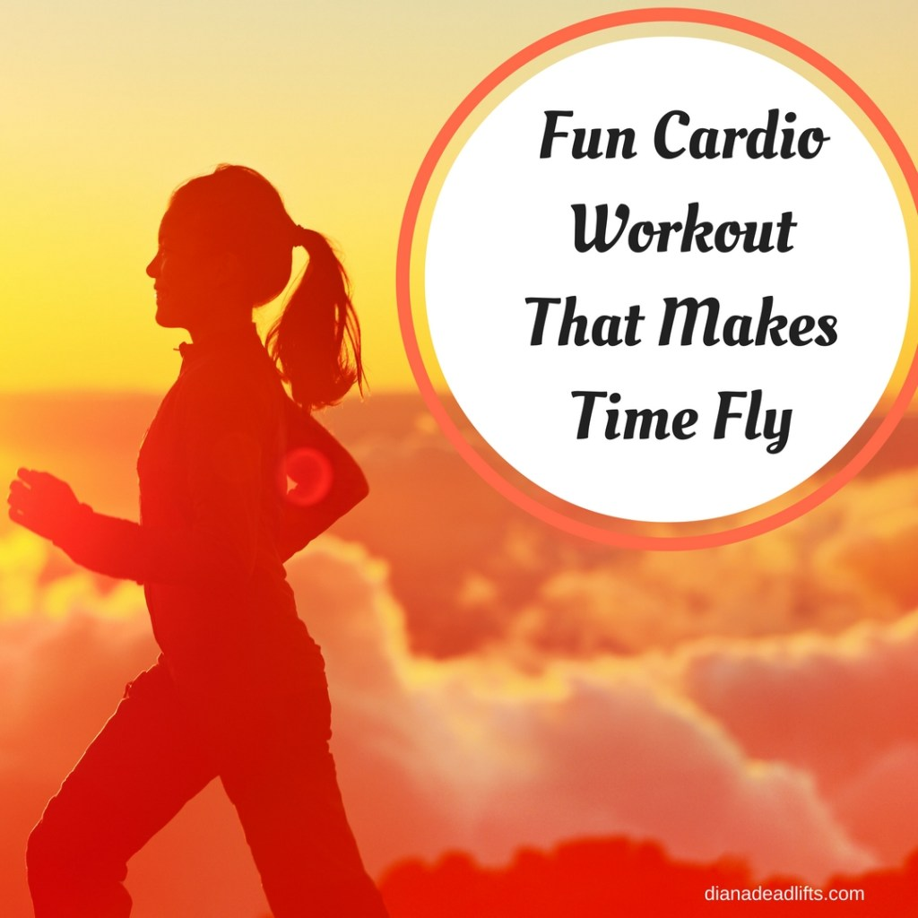 Fun Cardio Workout That Makes Time Fly