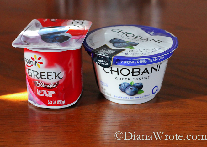 Our Ultimate #TasteOff Vlog: Yoplait vs. Chobani Greek Yogurts